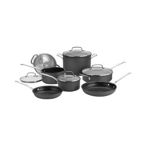 Nonstick 11 Piece Cookware Set