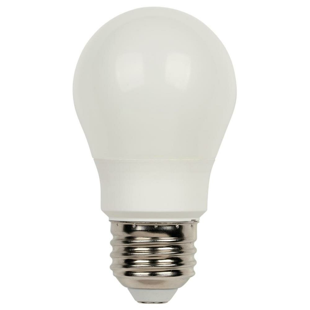 6 Watt 60 Watt Equivalent A15 Led Dimmable Light Bulb Warm