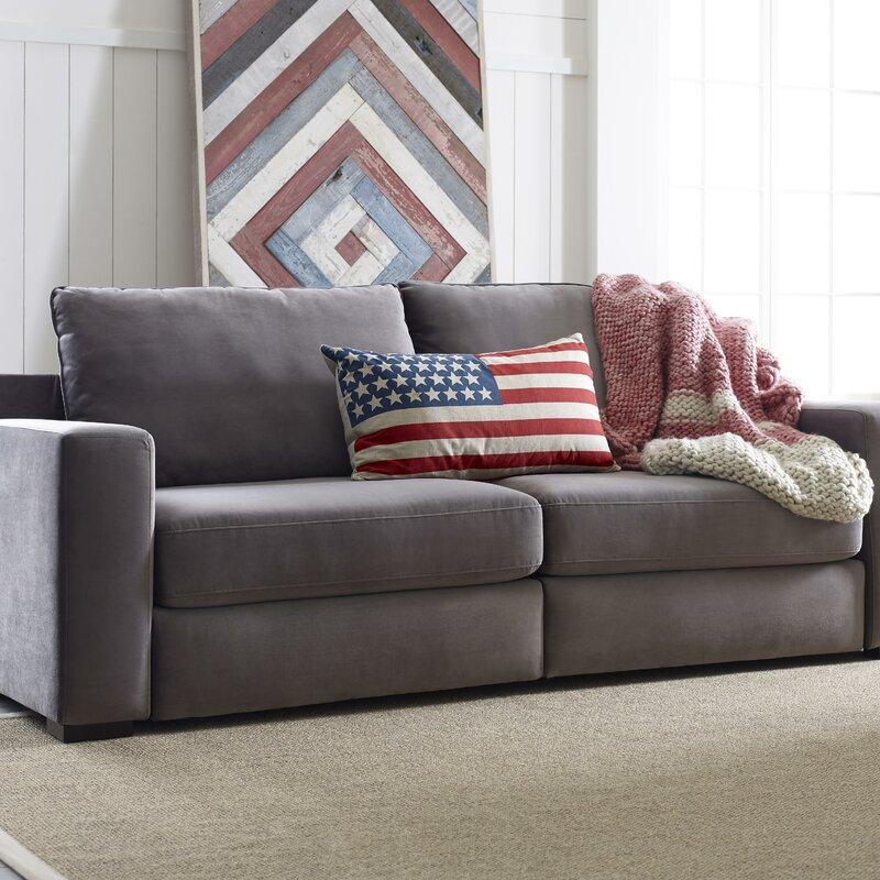 Bon Elyse Low Profile Sofa
