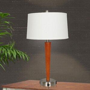 Table Lamp With Usb Port You Ll Love Wayfair