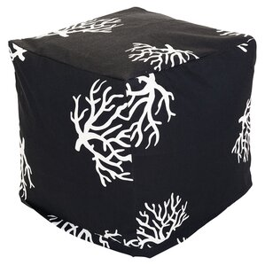 Cube Pouf Ottoman by Majestic Home Goods