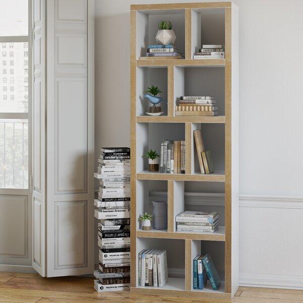Bücherregal KIRA von MODERN YOU Holz teilmassiv