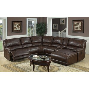 Ethan Reclining Sectional  sc 1 st  Wayfair : sofa sectional recliner - Sectionals, Sofas & Couches