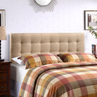 corneau upholstered panel headboard