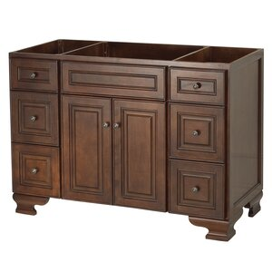 48″ Bathroom Vanity Base