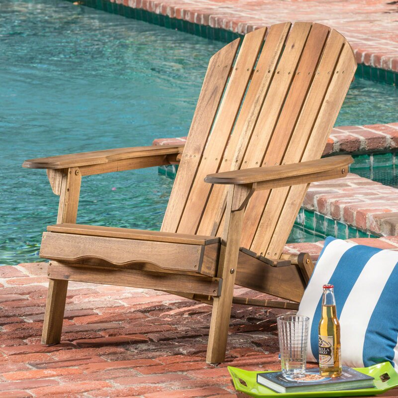 Fantastic Ridgeline Solid Wood Folding Adirondack Chair Caraccident5 Cool Chair Designs And Ideas Caraccident5Info