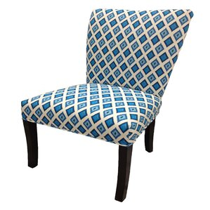 Nile Cotton Wingback Slipper Chair (Set of 2) by Sole Designs