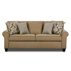 Simmons Upholstery Milligan Sleeper Sofa by Darby Home Co
