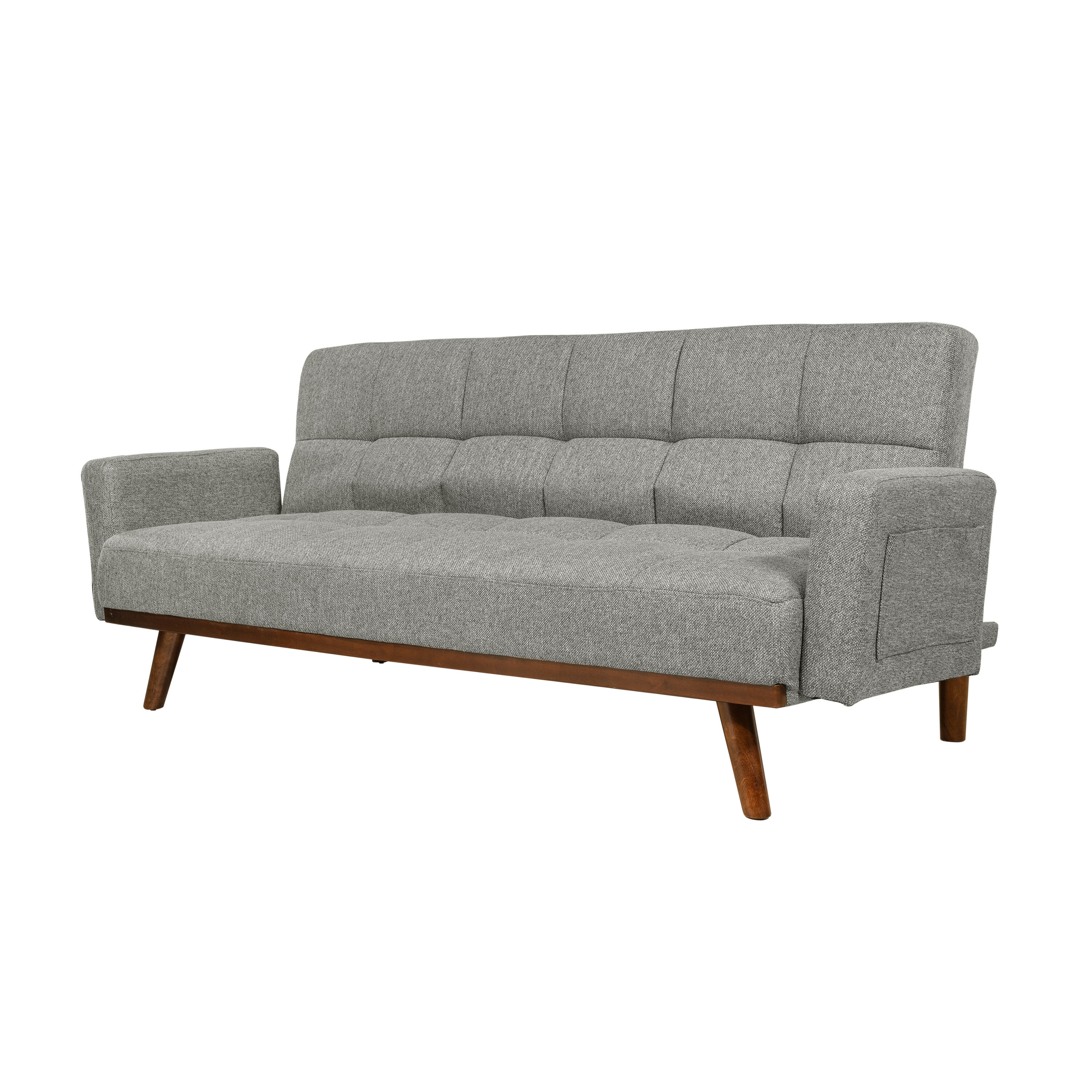 George Oliver Summer Modern Futon Sofa Sleeper & Reviews | Wayfair