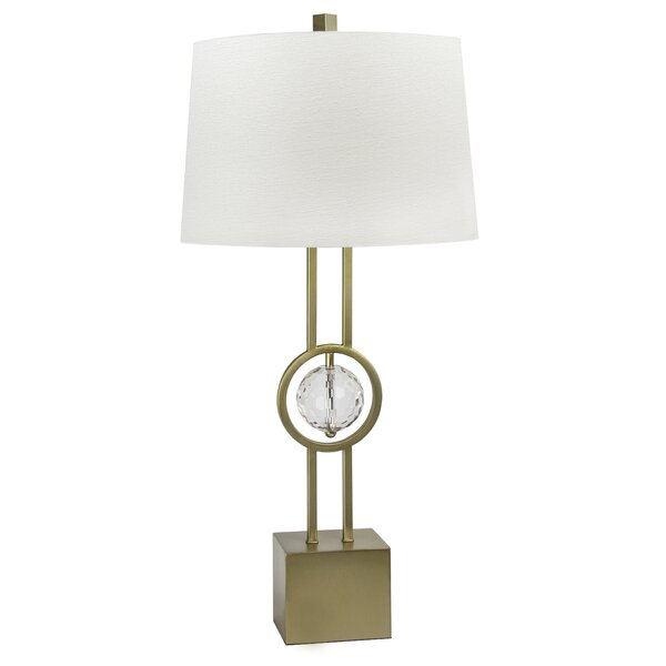 Tall crystal table lamps wayfair