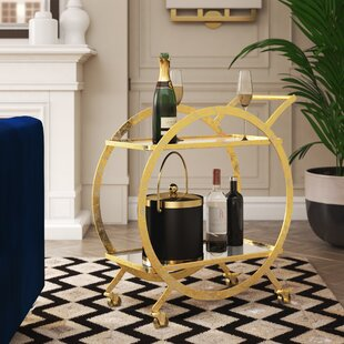 Tryphosa Bar Cart