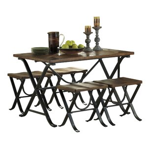 5piece frederick dining set - Joss And Main Furniture