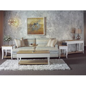 Haussman Coffee Table by French Heritage