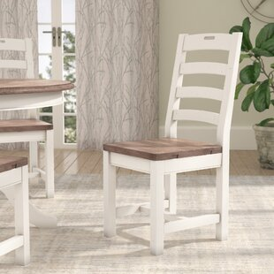 Fallston Solid Wood Dining Chair