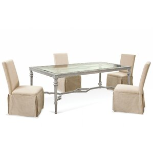 Robidoux 5 Piece Dining Set by Willa Arlo..