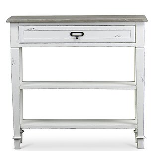 Amelie white wash shabby chic country Innovative Lantern Quickview Djenne Homes Whitewash Console Wayfair