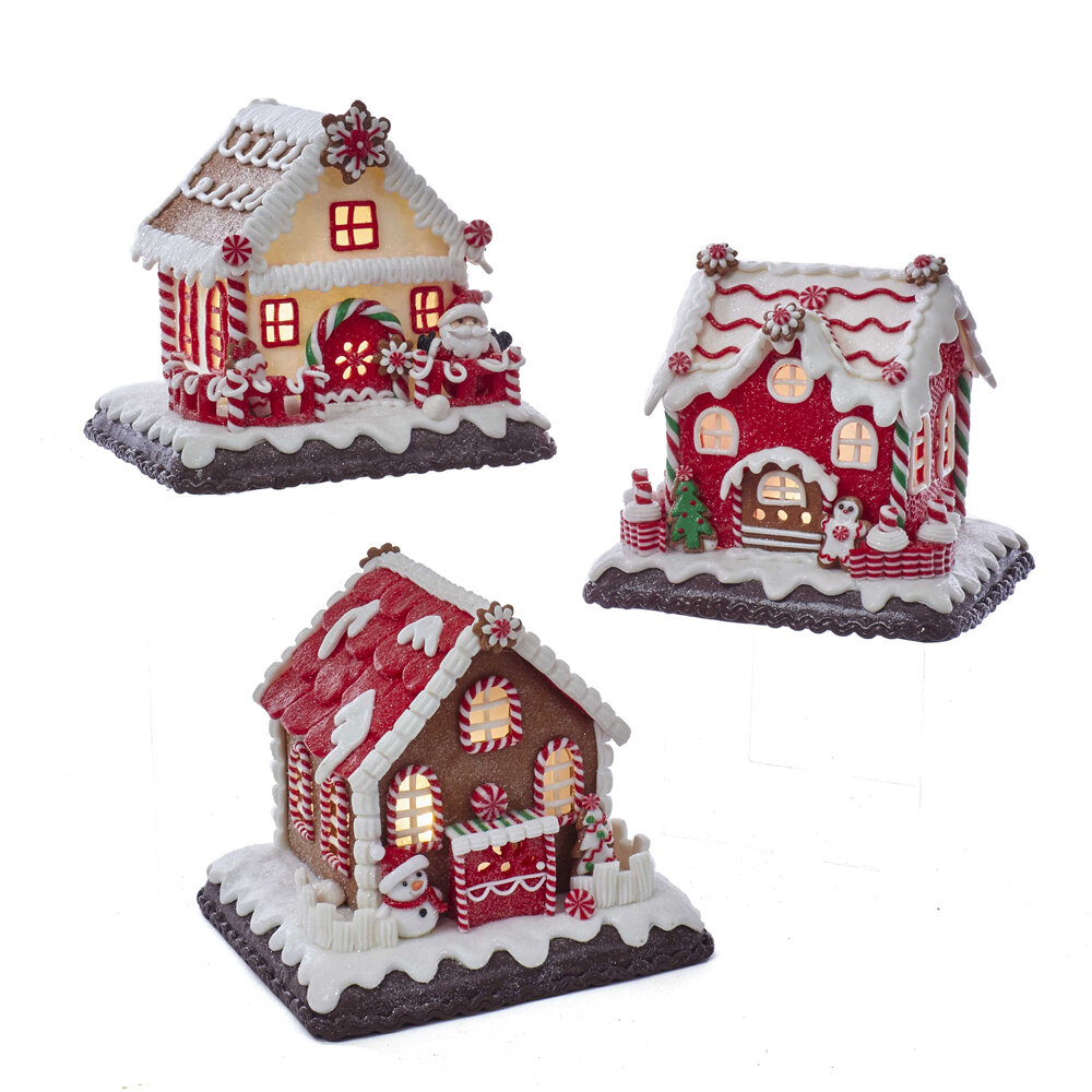 Cly Gingerbread House Designs Html on