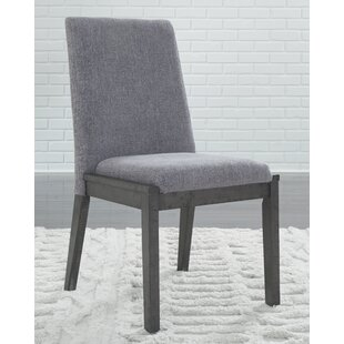 Banach Upholstered Dining Chair (Set of 2)