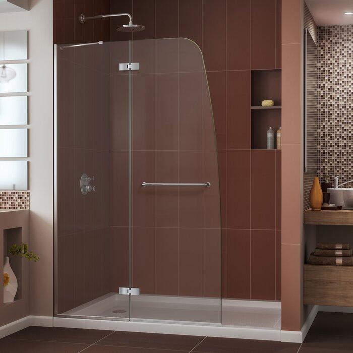 clear showers door frameless dreamline shower doors pivot design contemporary fashionable mine stunning startling elegance custom decoration ideas the