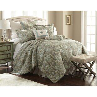 Splendor 4 Piece Comforter Set