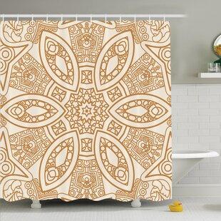 Tribal Ethnicity Shower Curtain Set