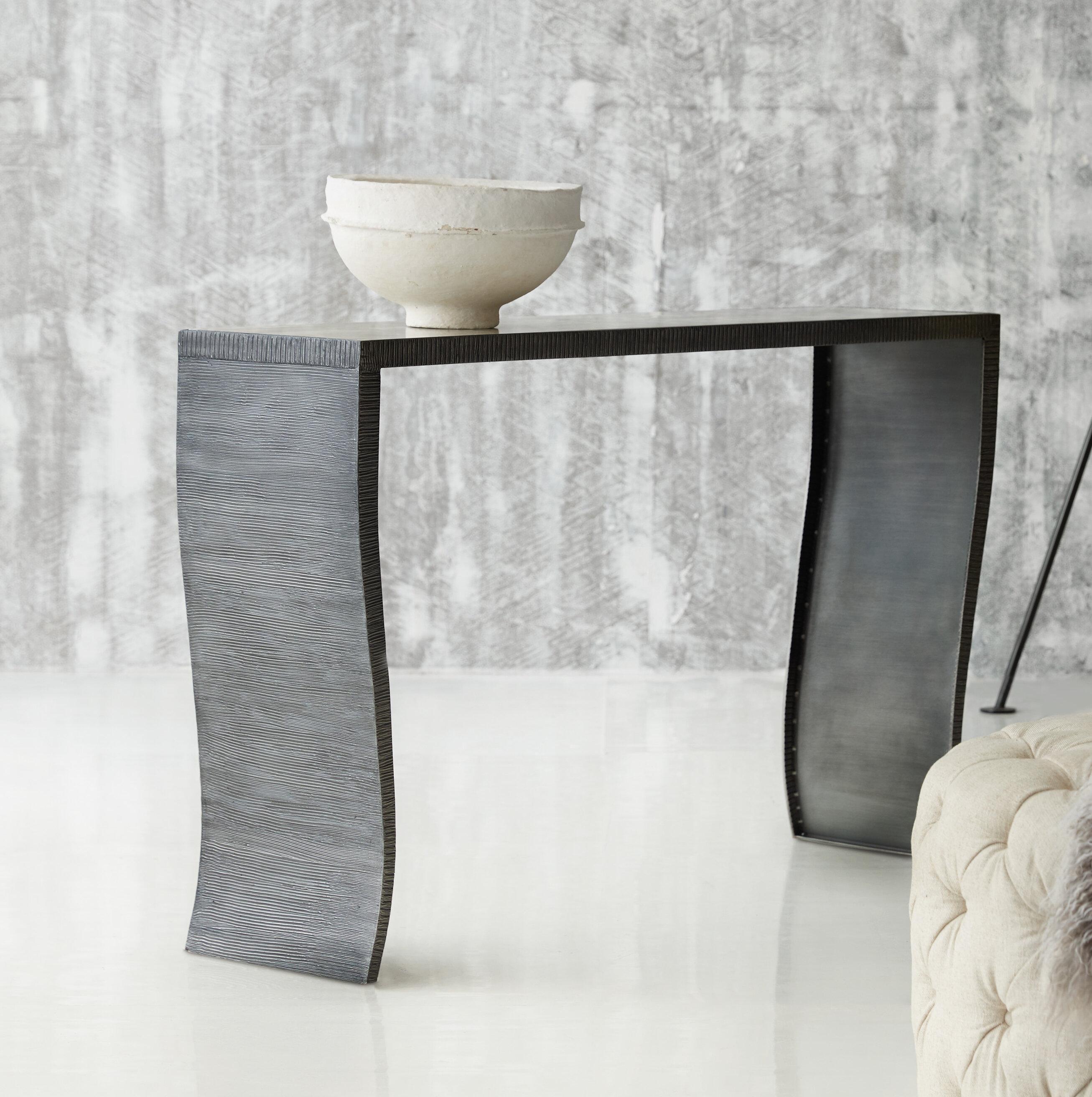 Hooker Furniture Melange Everett Console Table | Wayfair