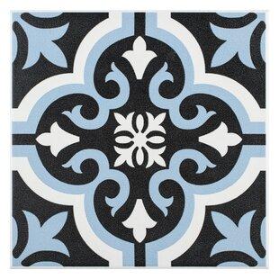 Floor Tile Youll Love Wayfair - 4 inch decorative ceramic tile