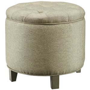 Savannah Ottoman by Crestview Collection