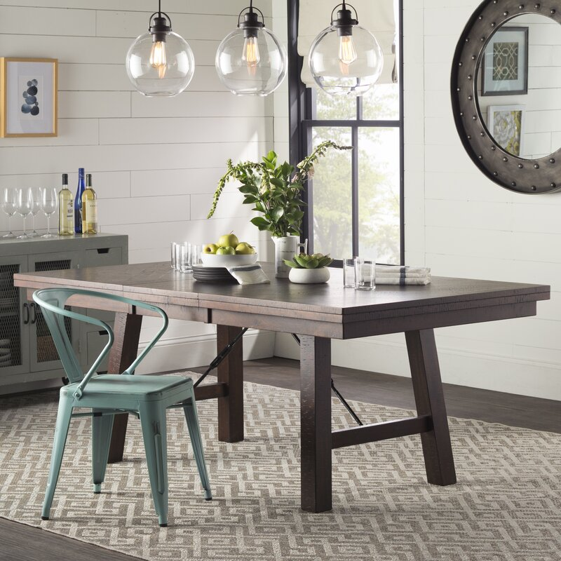 Laurel Foundry Modern Farmhouse Dearing Dining Table Reviews