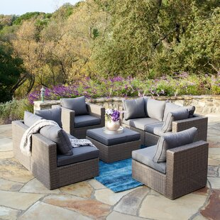 Braintree 7 Piece Sectional Set With Cushions