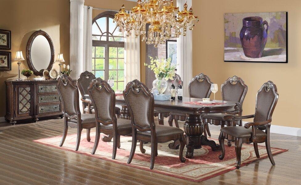 astoria grand berwyn drop leaf dining table