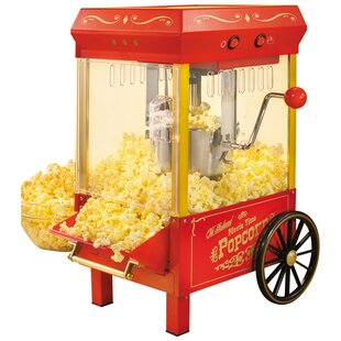 Theater Style Popcorn Machines & Accessories You'll Love in