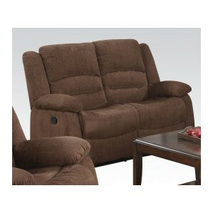 Bailey Motion Reclining Loveseat by ACME Furniture