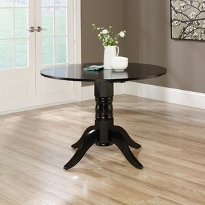 Pinellas Round Drop Leaf Dining Table by ..