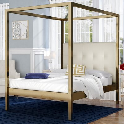 Canopy King Size Beds You Ll Love Wayfair