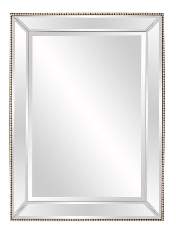 mirrored frame wall mirror - Mirrored Frame