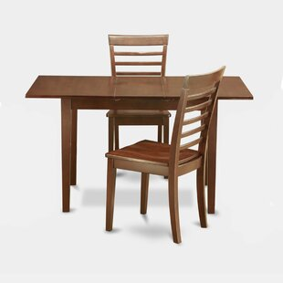 Balfor 3 Piece Extendable Dining Set Looking for