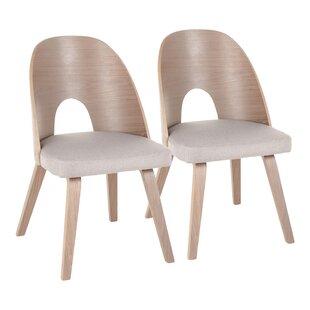Frantz Upholstered Dining Chair (Set of 2)