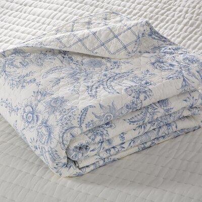 Karen Blue Reversible Quilt Collection & Reviews | Birch Lane : karen quilt - Adamdwight.com