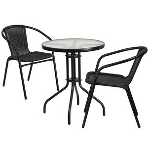Whitney 3 Piece Bistro Set