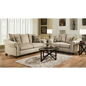 Alfred Configurable Living Room Set by Chelsea Home