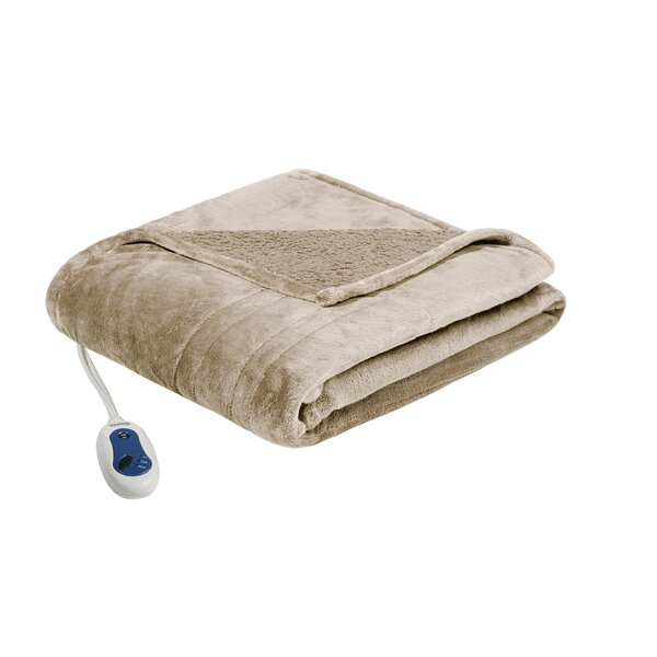 Cordless Heated Throw Wayfair Delectable Rechargeable Heated Throw Blanket