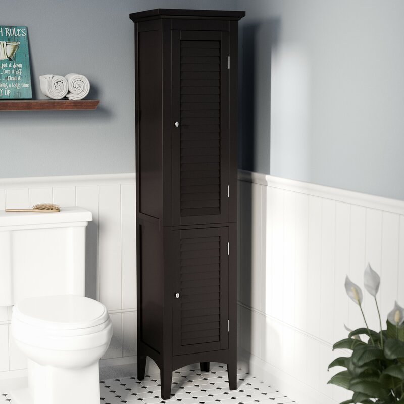 bathroom linen closet. 15  W x 63 H Linen Tower Cabinets Towers You ll Love Wayfair