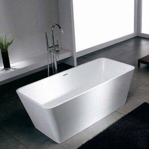 58 Inch Bath Tub | Wayfair