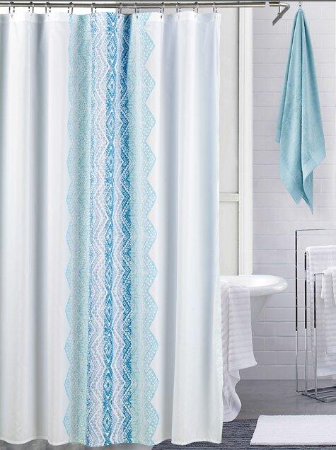 Comer Aztec Shower Curtain