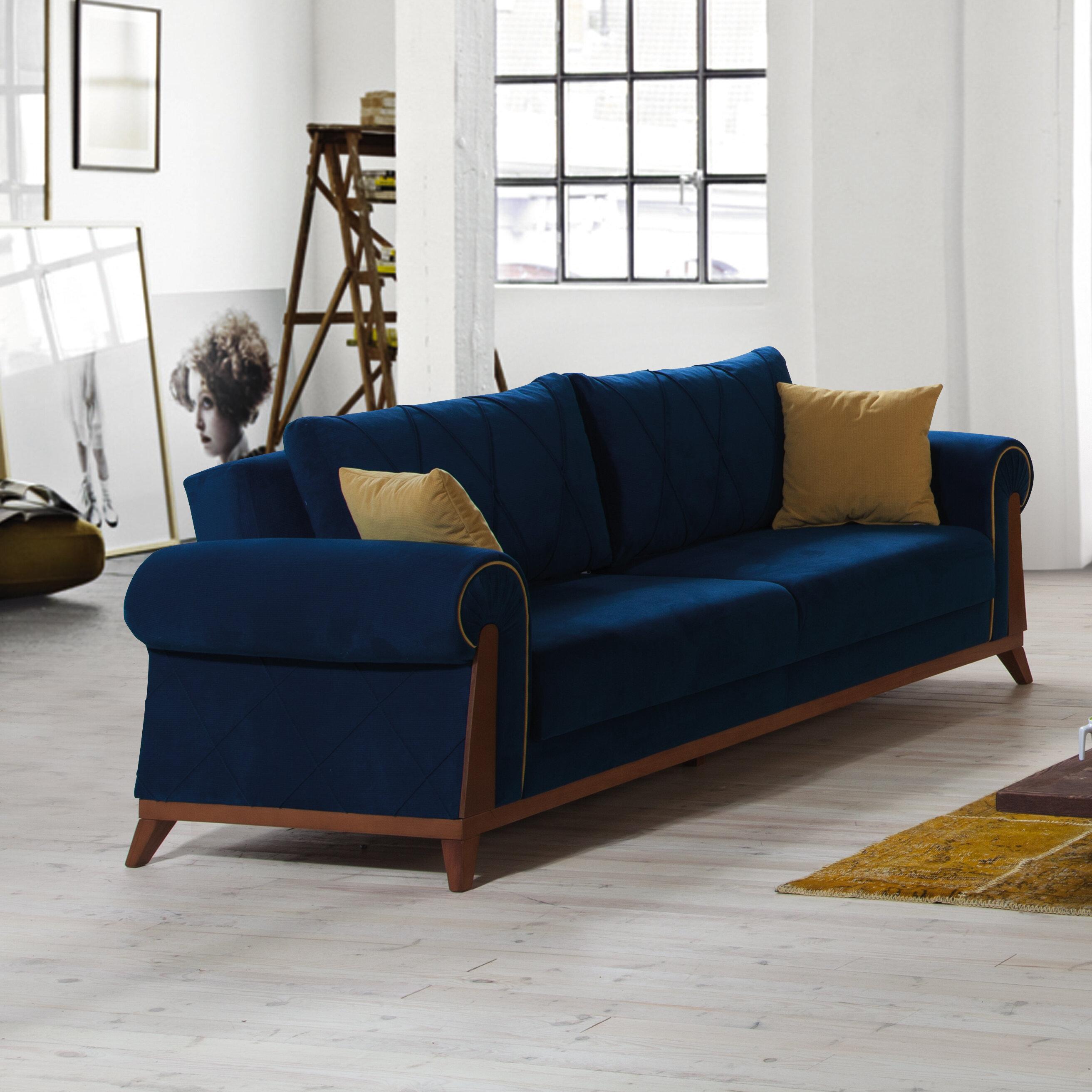 Corrigan Studio Lambert Sleeper Sofa Reviews Wayfair