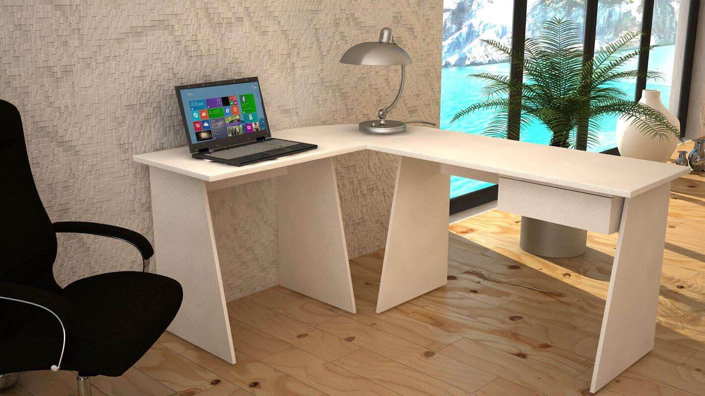 vcm schreibtisch set masola bewertungen. Black Bedroom Furniture Sets. Home Design Ideas