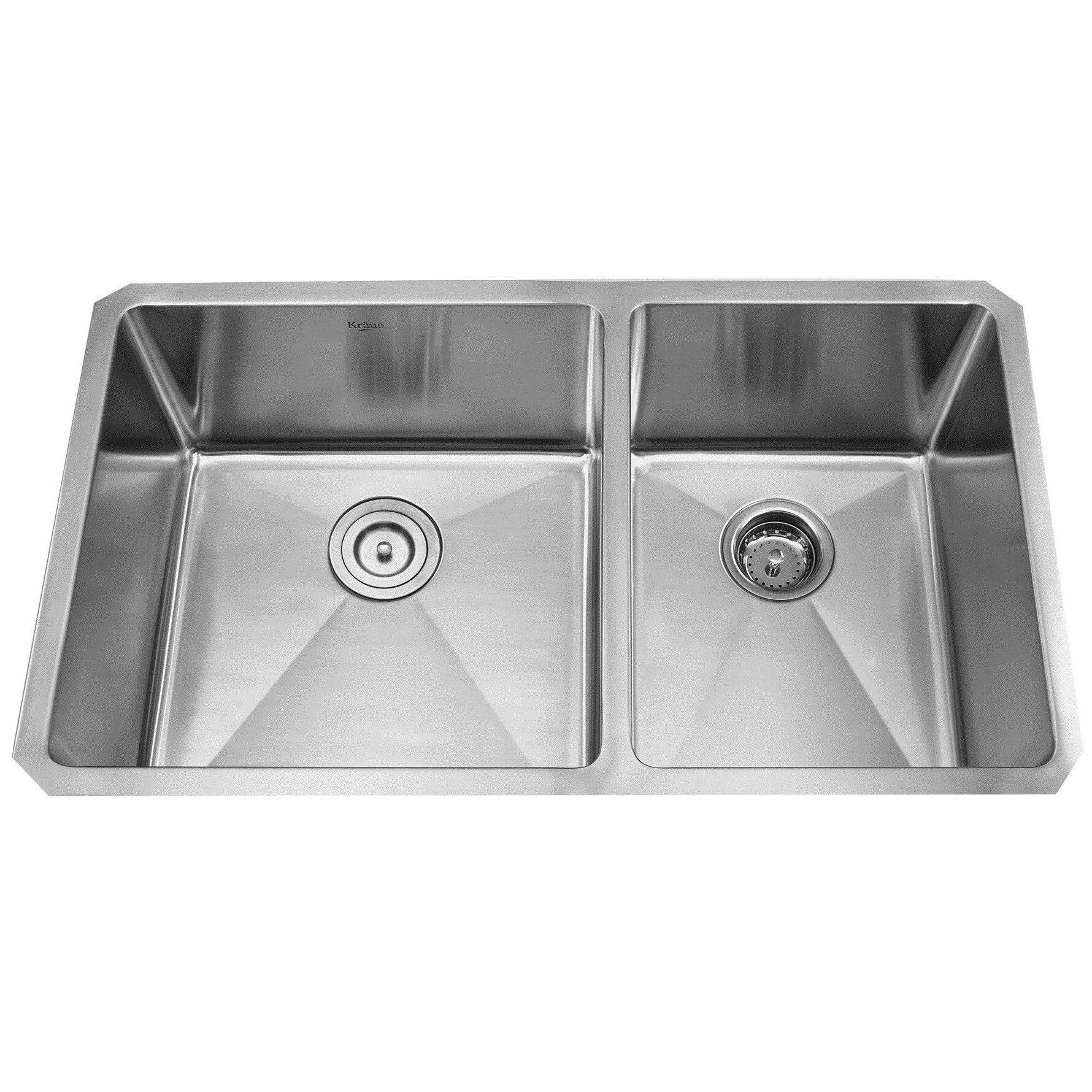 kitchen sink 33x19