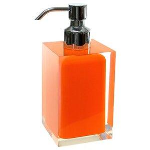 scannell soap dispenser - Bathroom Accessories Orange