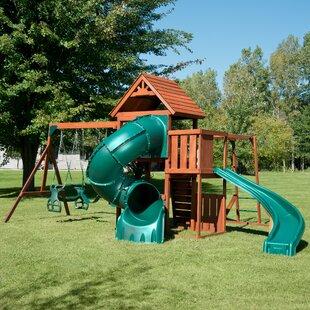 Swing N Slide Swing Sets Playgrounds You Ll Love Wayfair